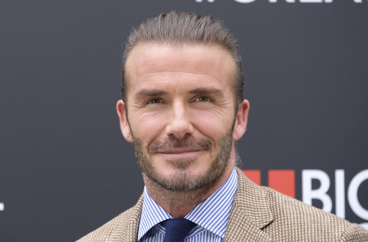 David Beckham's fans SLATE his new hairstyle after sharing selfie