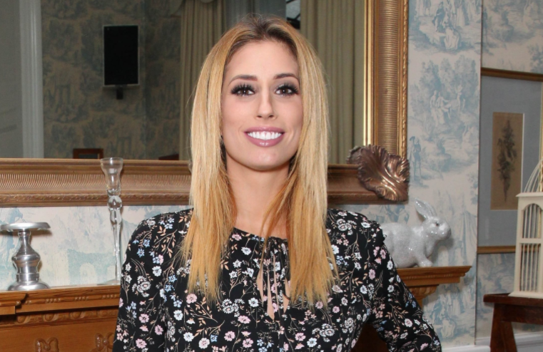 Stacey Solomon S Kids Spend Their First Night In Own