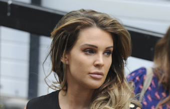 Pregnant Danielle Lloyd reveals that she's already named her imminent new arrival