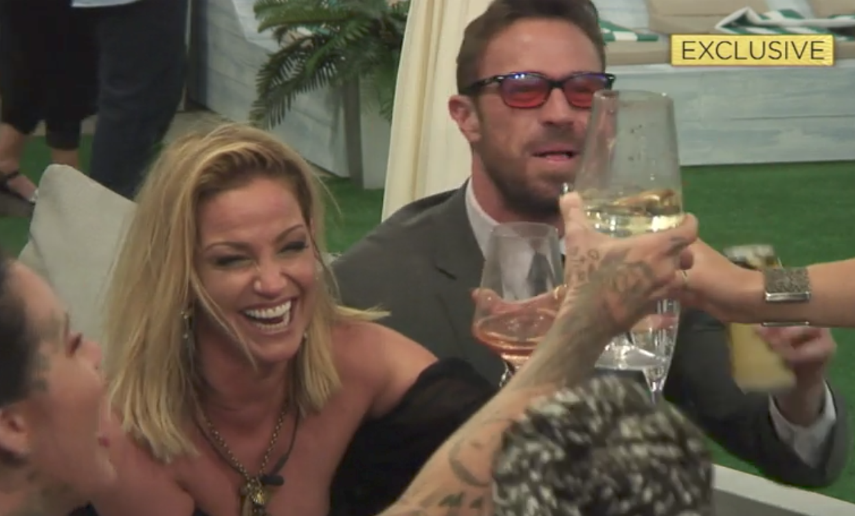 Sarah Harding breaks her silence over Chad and sends him a special message