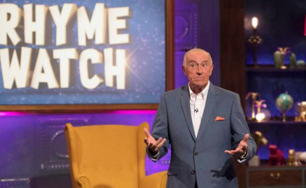 Viewers accuse new Len Goodman show Partners In Rhyme of ripping off Ant and Dec