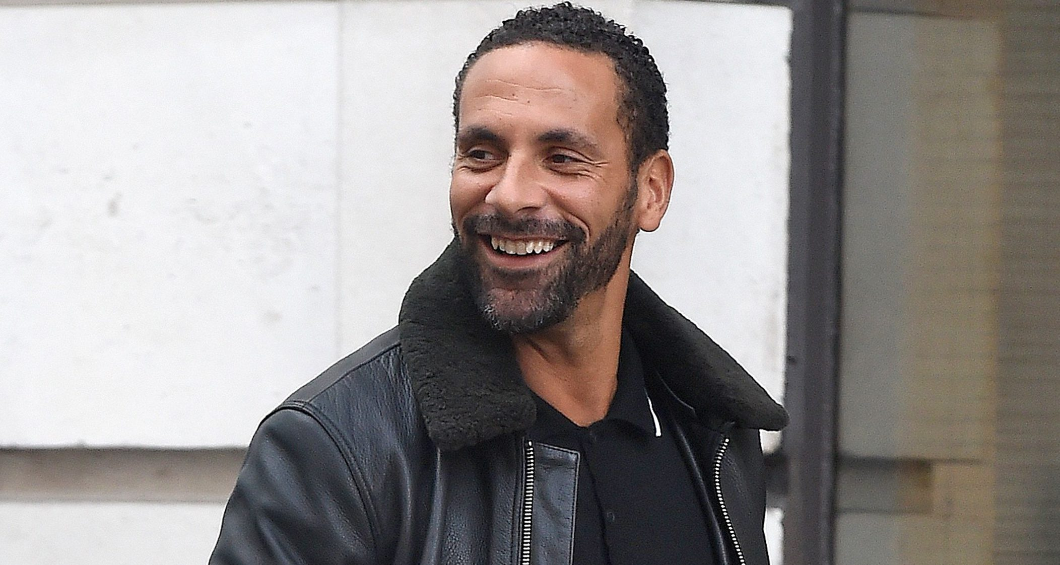 "Rio Ferdinand shares first official pic with TOWIE girlfriend and tags the snap ""fam"""