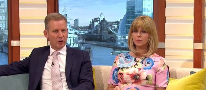 Viewers baffled by Good Morning Britain guest's apparently major wardrobe fail
