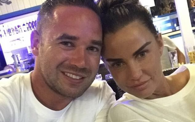 Katie Price hits back at split rumours