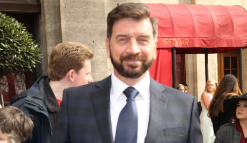 Nick Knowles steps out with mystery woman - and attends same awards do as ex Gemma Oaten