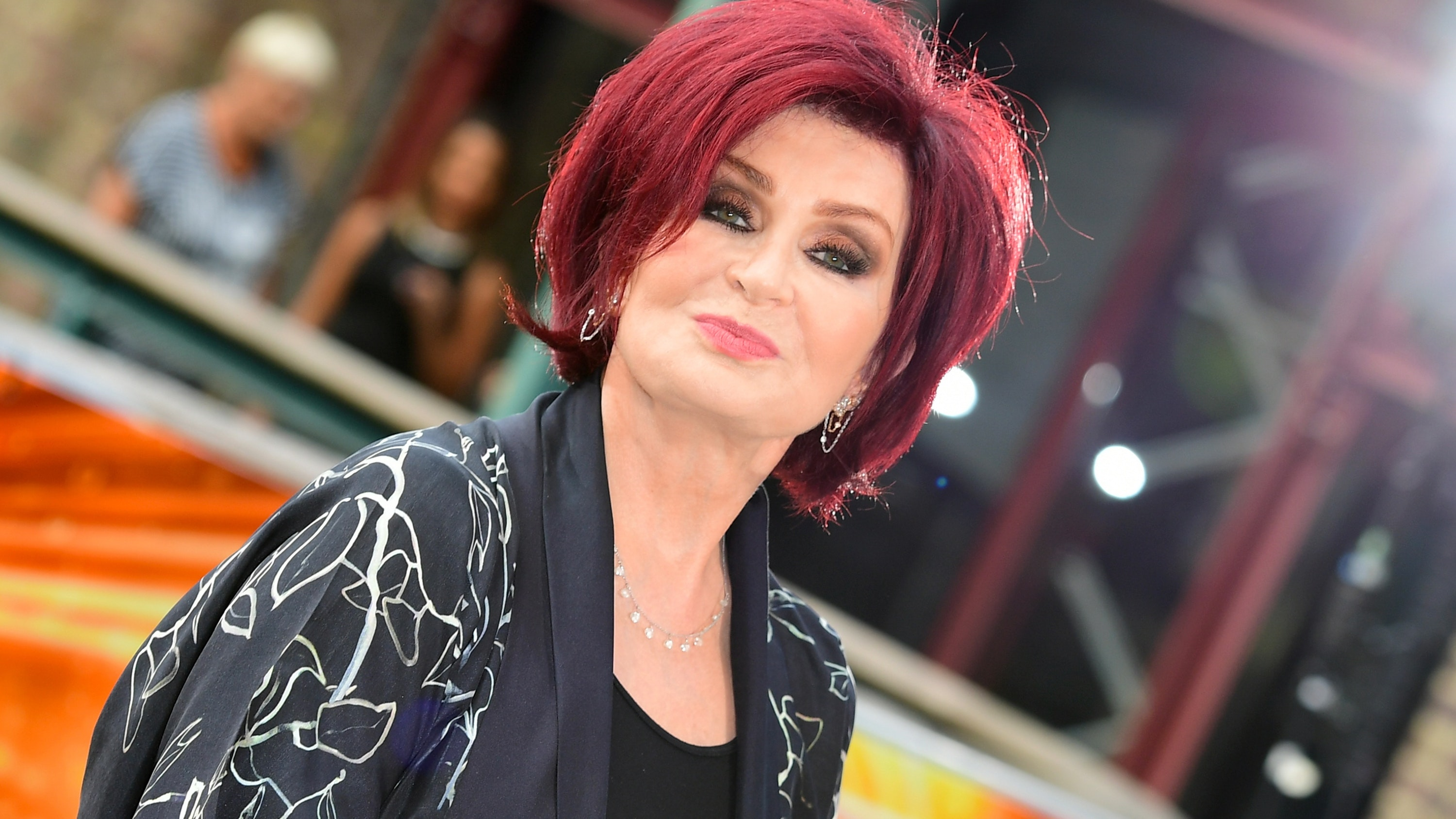 Sharon Osbourne reveals Ozzy had a fling with a TEENAGER