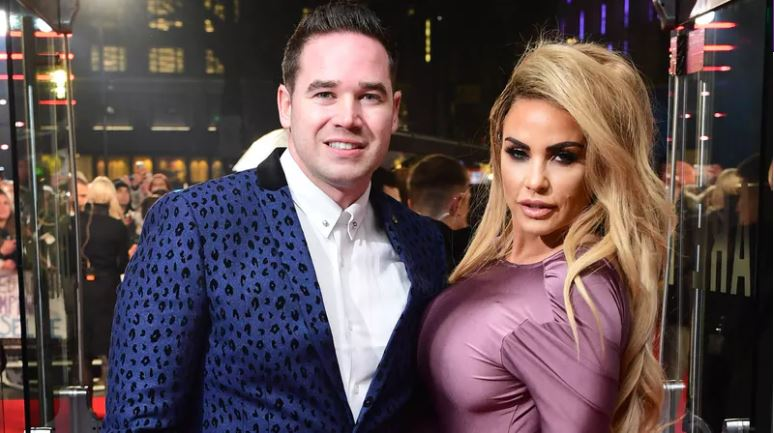 Katie Price announces divorce as husband admits cheating