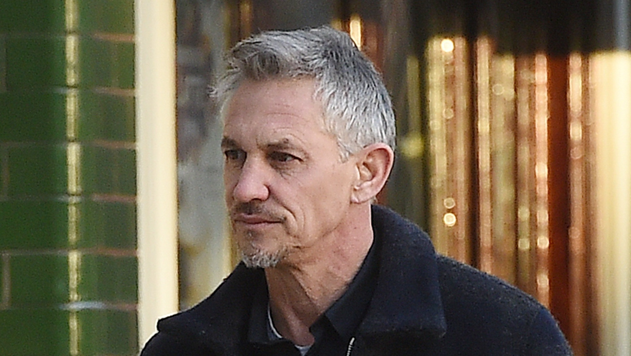 Nude Gary Lineker forced to cover his bum in new advert