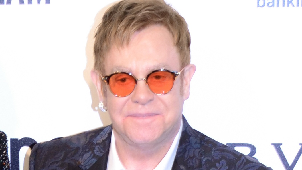 Sir Elton John pays tribute to Princess Diana on 20th anniversary of her death