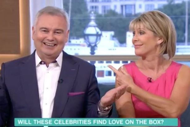 Eamonn Holmes blunders on This Morning with schoolboy error