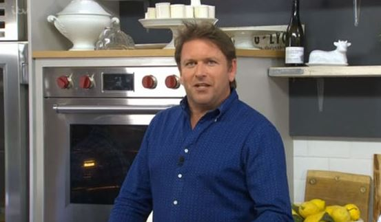 VERY mixed reactions as James Martin returns with Saturday morning TV show