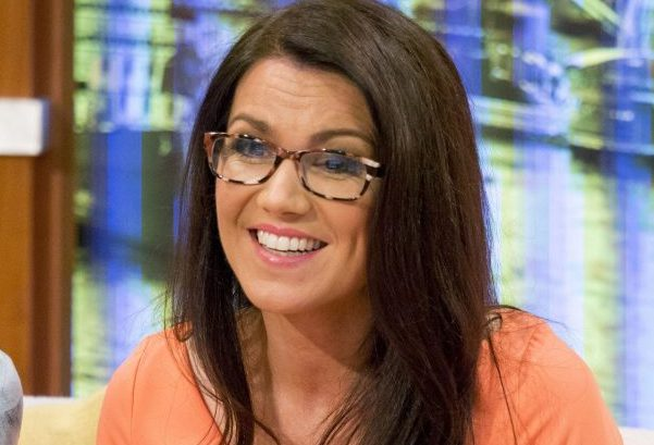 Susanna Reid returns to GMB and debuts new hair