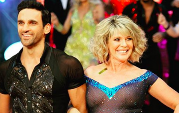 Ruth Langsford Strictly (Credit: Instagram)