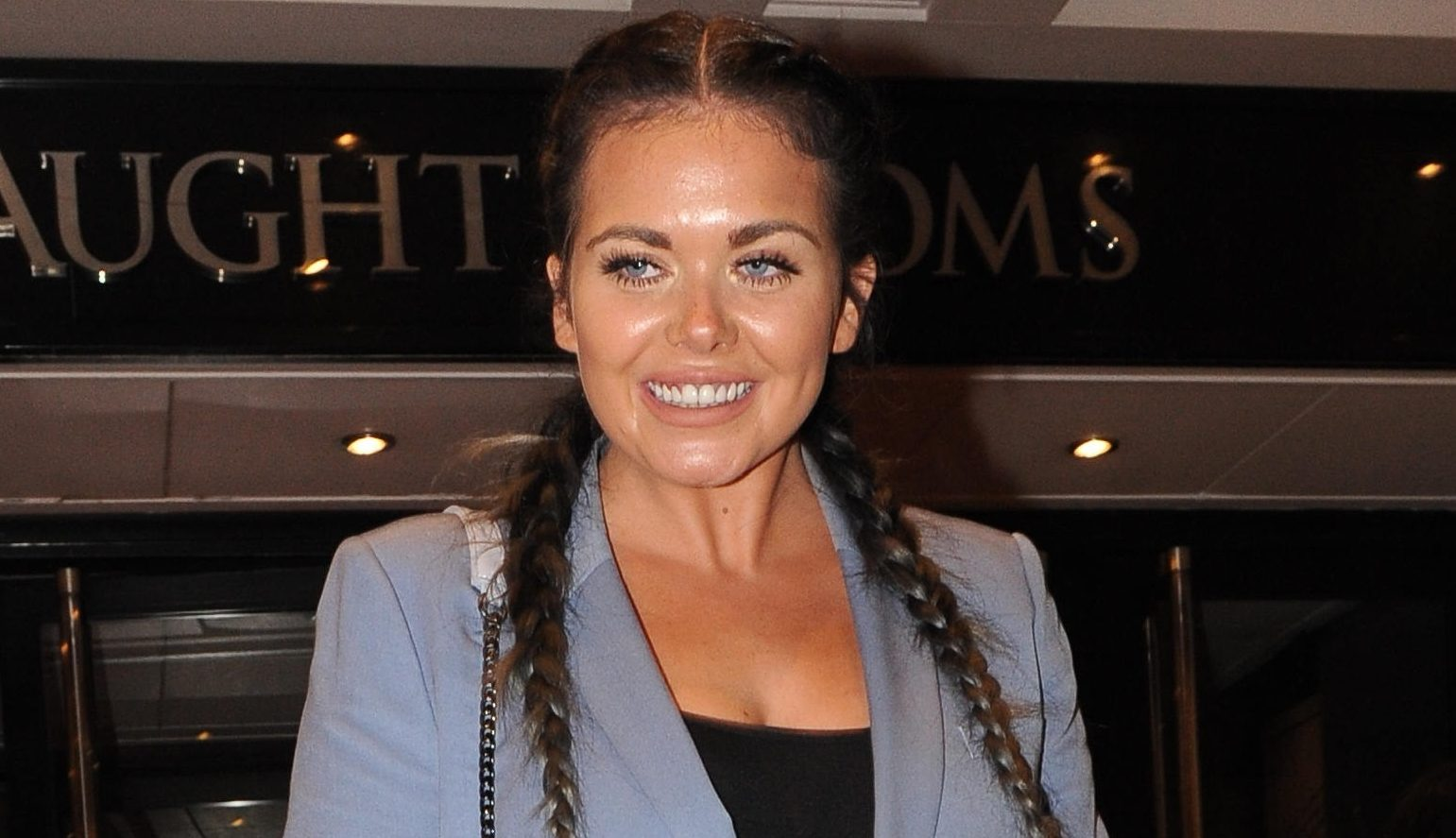 Scarlett Moffatt opens up about cancer scare when she was just 11