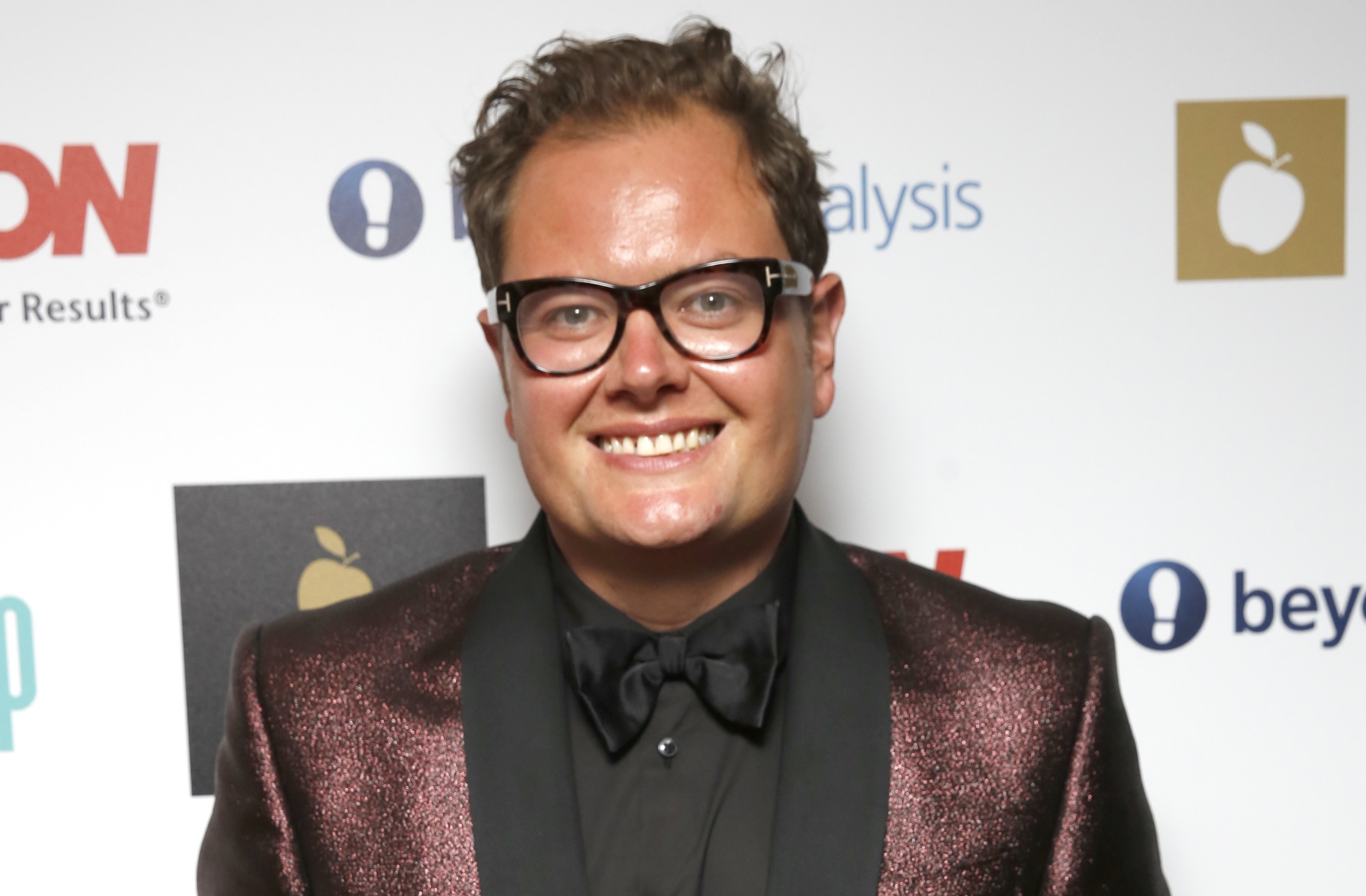 Alan Carr reveals REAL reason he quit Twitter on Good Morning Britain