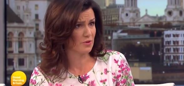 Susanna Reid delivers unexpected message to vile bullies persecuting her online