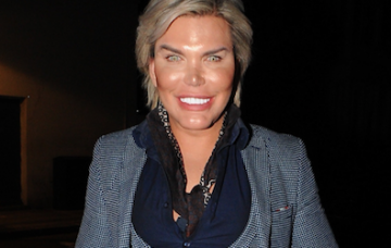 FLYNET - Human Ken Doll Rodrigo Alves And Marco Pierre White Junior Spotted Out In Chelsea