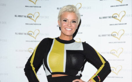 Kerry Katona looks half her age in incredible new picture