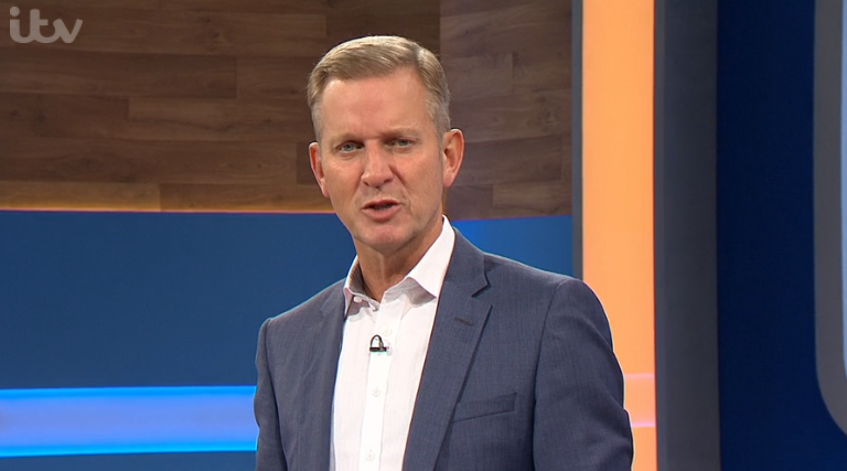 Jeremy Kyle reportedly engaged to his children's former nanny after holiday proposal