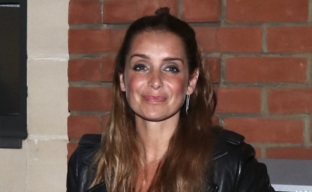 Louise Redknapp reveals change in image