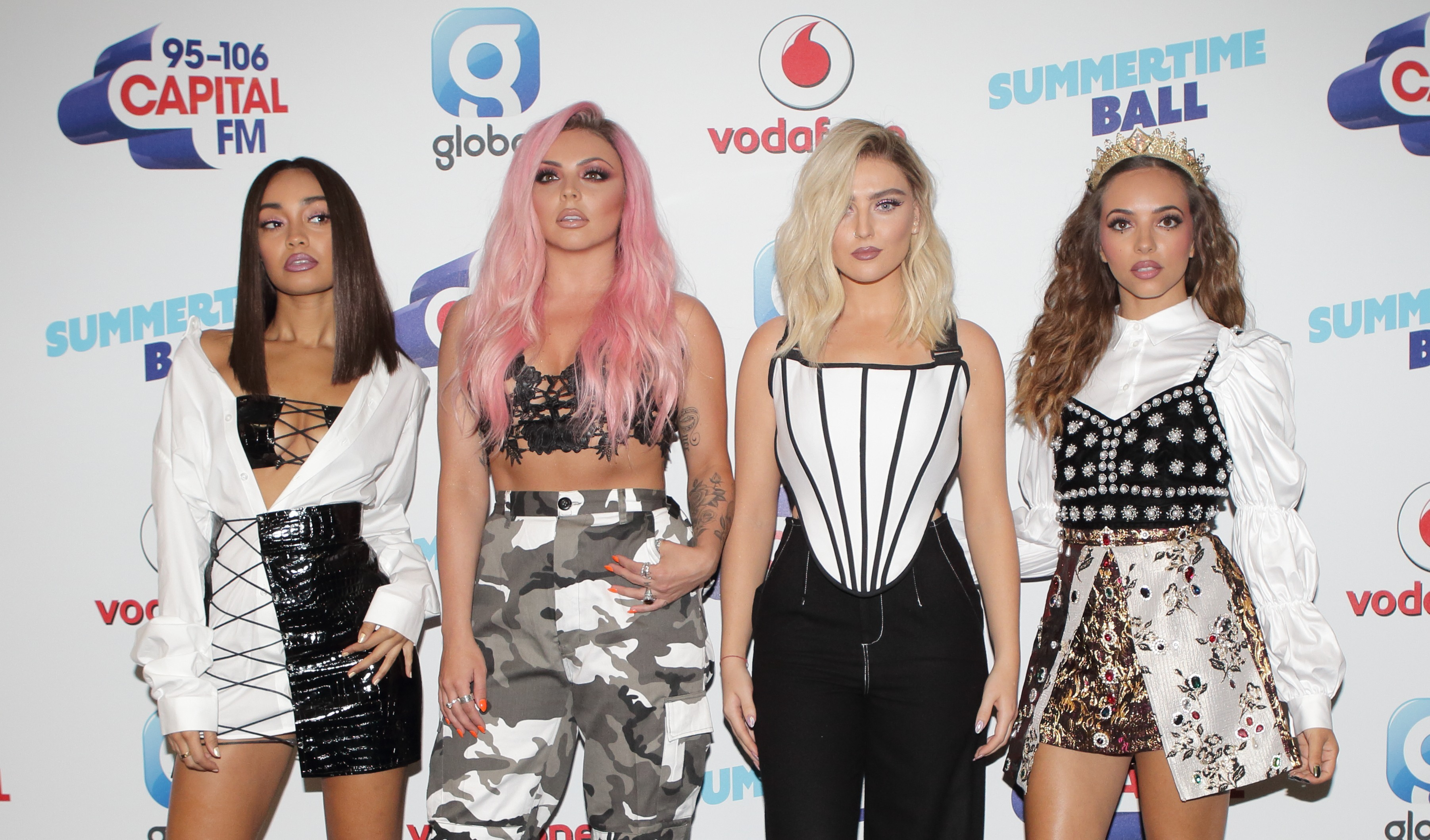 "Little Mix split from Simon Cowell's record label after reported ""extraordinary row"""