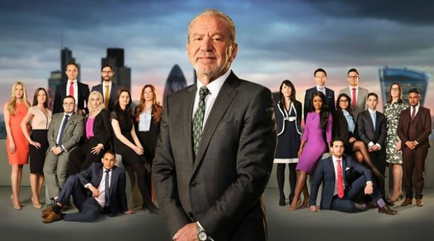 Scandal on new series of The Apprentice as two contestants get it on