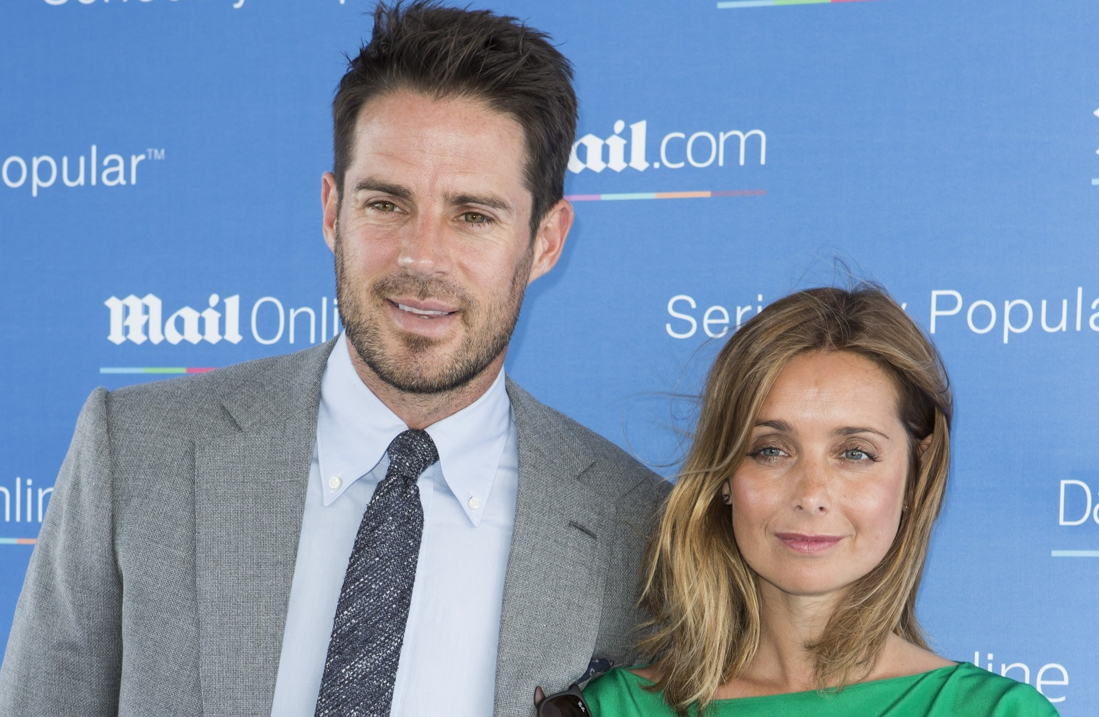 It was over AGES ago: Louise Redknapp filed for divorce almost a year ago