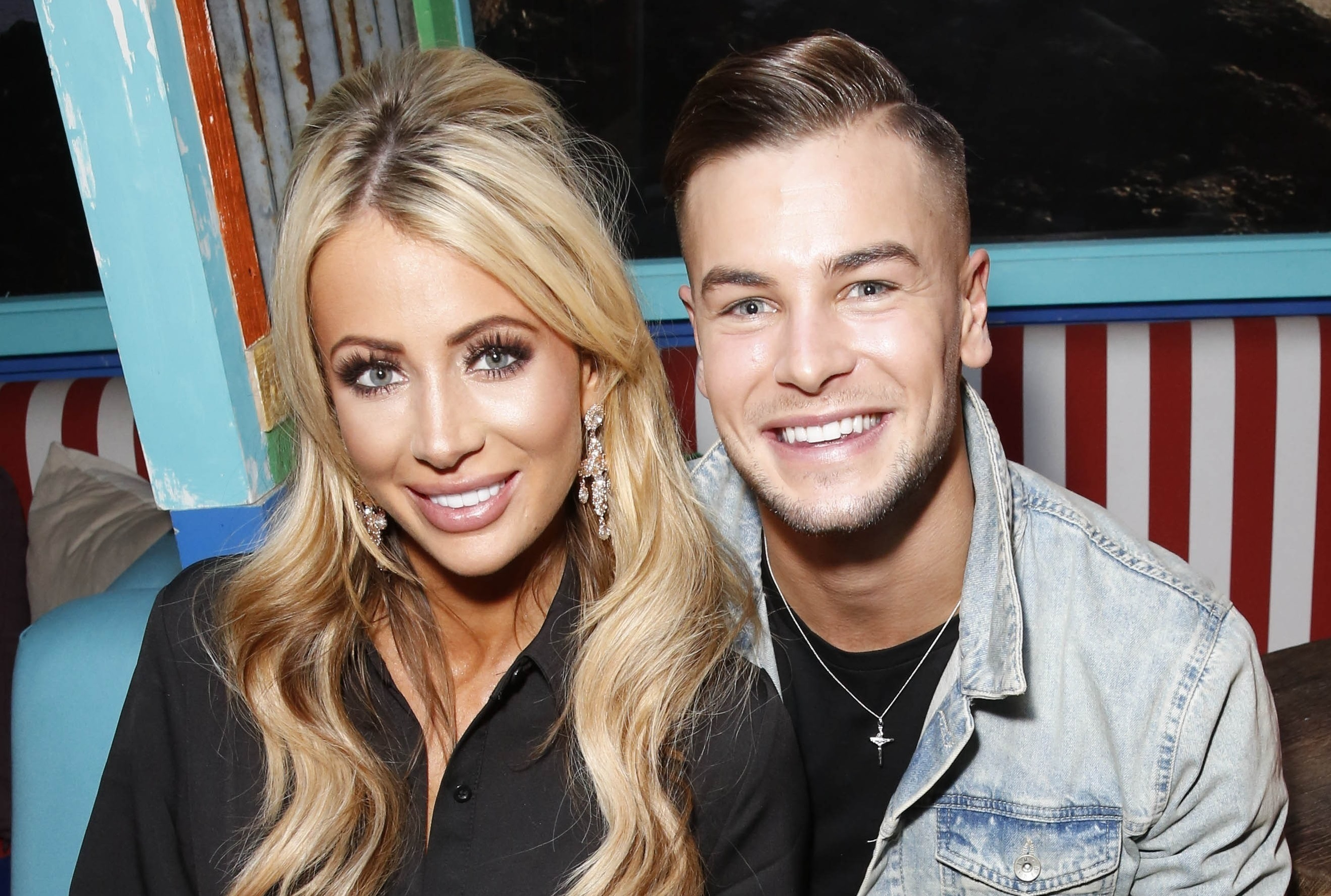 Olivia Attwood wades into Twitter row between boyfriend Chris Hughes and Katie Price