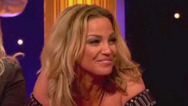 Sarah Harding breaks silence on THOSE Chad Johnson split rumours