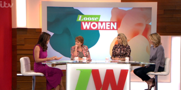 Loose Women viewers in tears as heartbroken Johnny Vegas opens up about dad's death