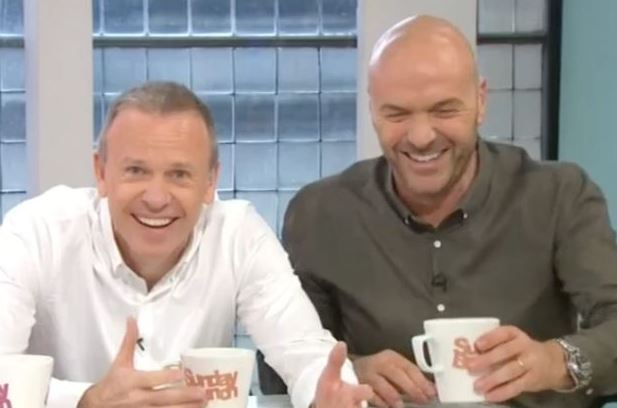 Sunday Brunch viewers are REALLY divided over Tim Lovejoy's new beard