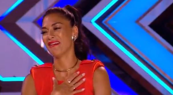 Nicole Scherzinger REFUSES to discuss turning 40 in an interview