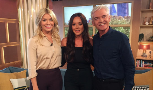 Charlotte Crosby's appearance leaves This Morning viewers in shock