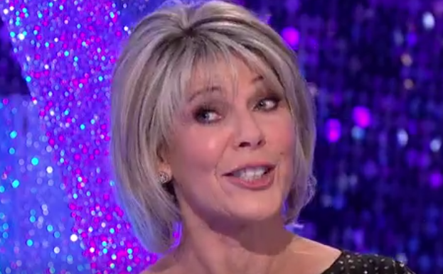 Ruth Langsford 'lets slip spoiler details' about tonight's Strictly results show