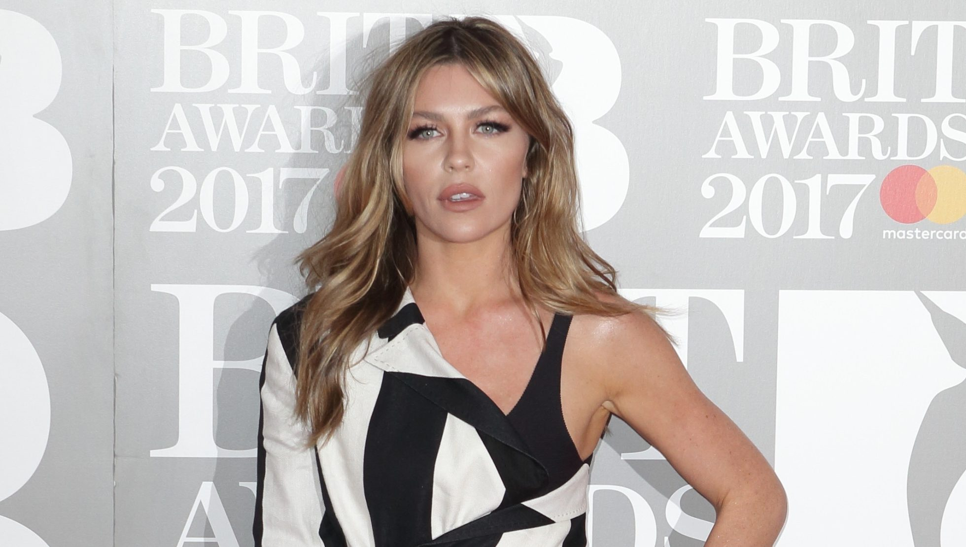 Abbey Clancy shows big changes to her pregnant body in hot Instagram pic