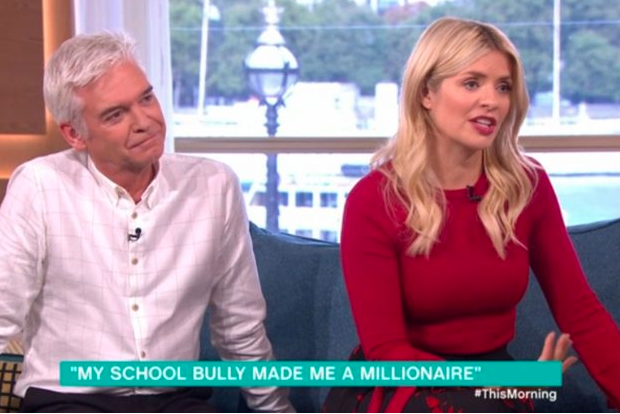 This Morning viewers appalled as bullying victim reunited with his school tormentor