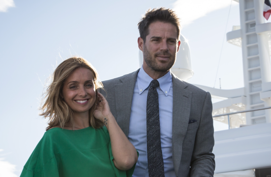Lorraine weighs in on Jamie and Louise Redknapp split – and fans are not impressed