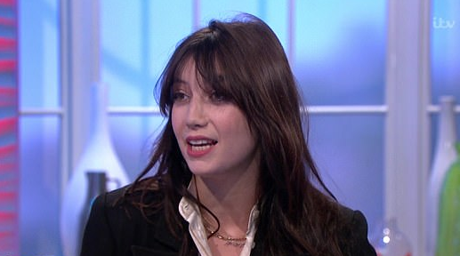 Daisy Lowe shuts down Lorraine over Louise and Jamie Redknapp comments