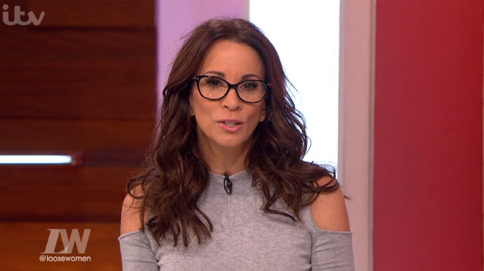 Andrea McLean feared she would die after battling life-threatening disease