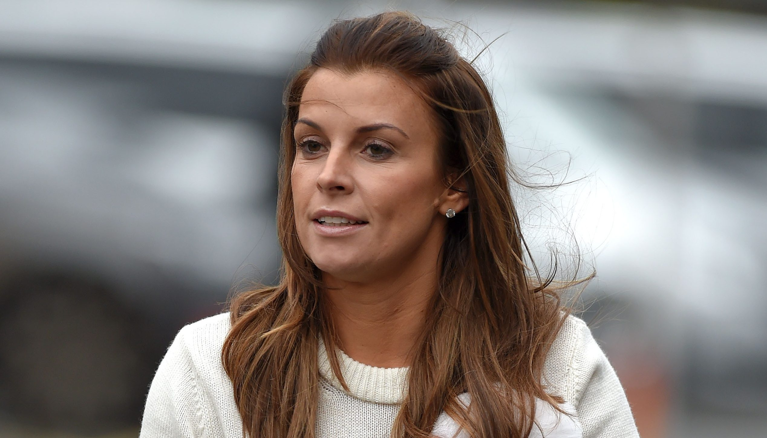 Coleen Rooney loves a rummage round this bargain store!