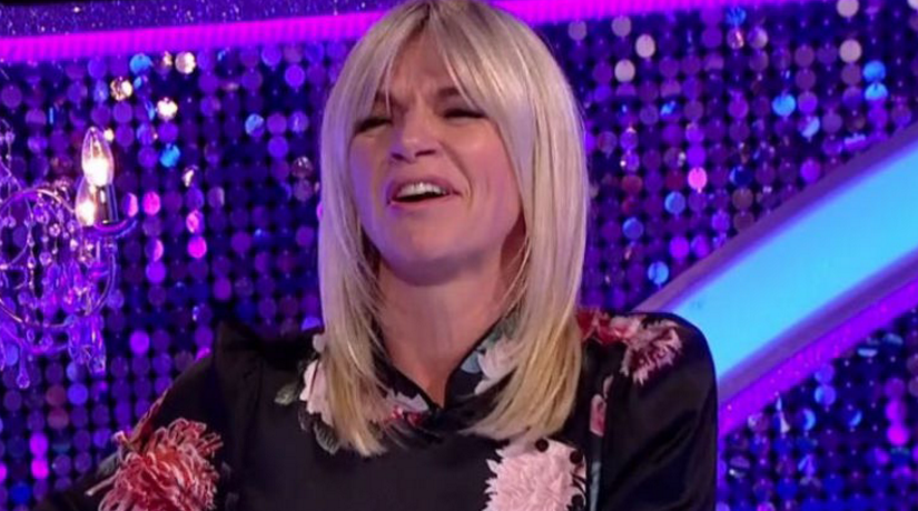 Zoe Ball forced to apologise following almighty Strictly blunder on It Takes Two