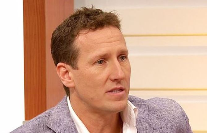 Brendan Cole lifts the lid on all the secret yelling in the Strictly dressing room