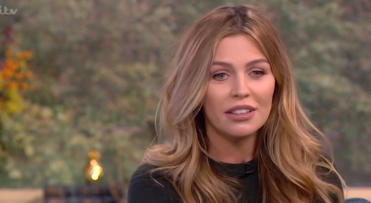 Abbey Clancy's This Morning interview turns very awkward…