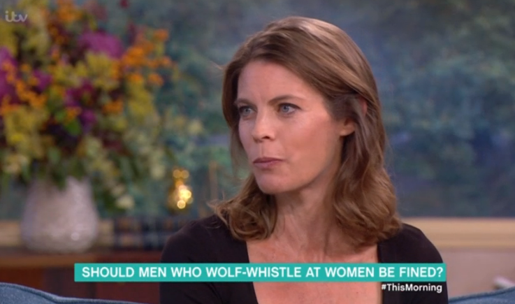 00e27d2e9f This Morning sparks fierce debate on whether wolf-whistling should ...
