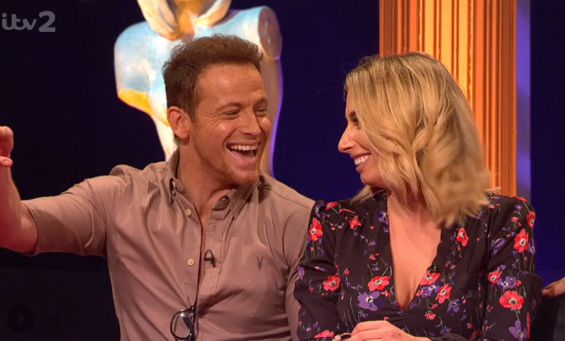 Broody Stacey Solomon shares baby plans with Joe Swash