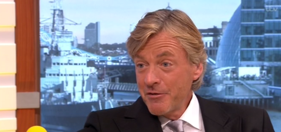 Viewers ridicule Richard Madeley's extreme jungle makeover