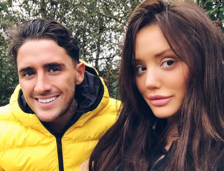Begging Stephen Bear issues grovelling public plea to ex Charlotte Crosby