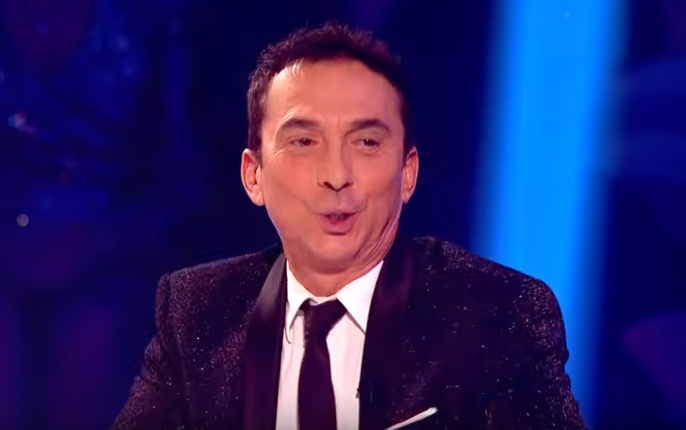Strictly Come Dancing confusion as judge Bruno Tonioli takes a tumble!