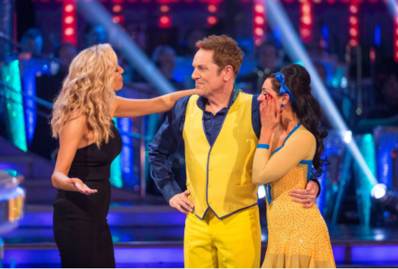 What viewers didn't see after 'mad' Brian Conley was voted off Strictly