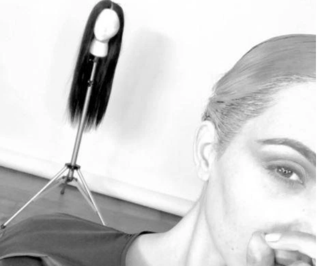 You'll never guess who Kim Kardashian dressed up as for Halloween